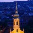 Krisztinavárosi Havas Boldogasszony-templom (Fotó: panoramio.com)