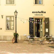 Asztalka Cukrászda - Döbrentei utca