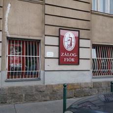 BÁV Zálogfiók - Attila út