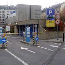 BOE Parkolóház - Krisztina Garázs