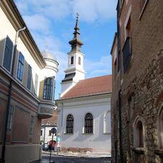 Budavári Evangélikus Egyházközség temploma