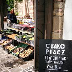 Czakó Piac