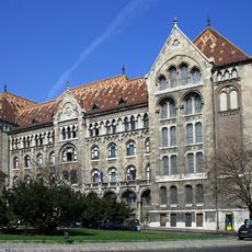 Magyar Nemzeti Levéltár Országos Levéltára - Bécsi kapu tér (Forrás. wikipedia.org)