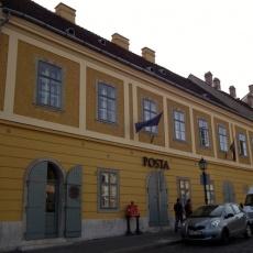 Magyar Posta - Dísz tér