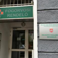 Roham utcai fogászati rendelő - dr. Kuhajda István (Fotó: Füzi Gergely)