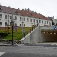 Várkert Bazár Mélygarázs (Fotó: Czagány Balázs)