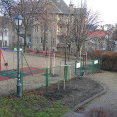 Donáti utcai Játszótér (Forrás: Egyker blog)
