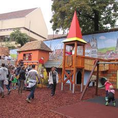Budavári Mátyás király Játszótér (Forrás: fb.com/Budavári Mátyás király Játszótér)