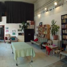 Zöldike Klub belső tér