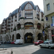 FirstMed Magánklinika - Hattyúház (Fotó: ucsendre/panoramio.com)