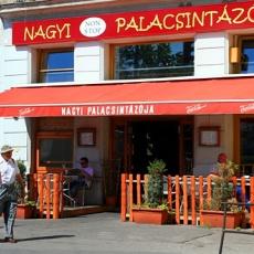 Nagyi Palacsintázója - Batthyány tér