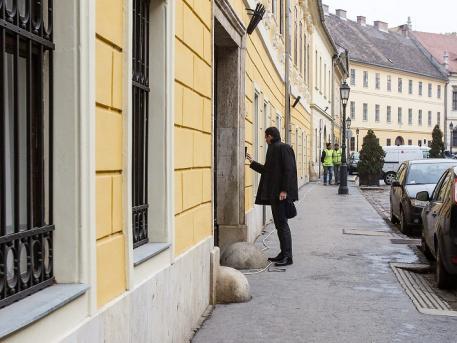 Budavári hangulatkép a Magyar Nemzet fotóján
