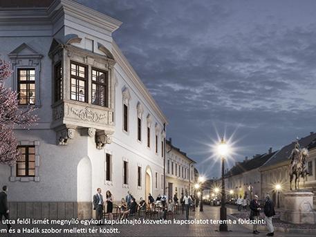 Látványterv: magyar építők