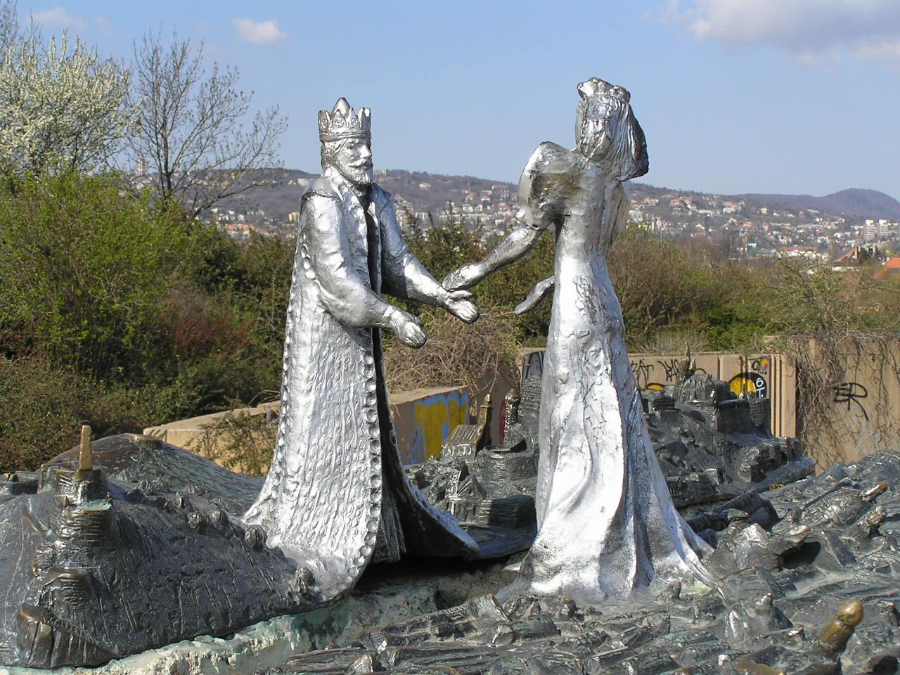 Buda királyfi és Pest királykisasszony, indafoto
