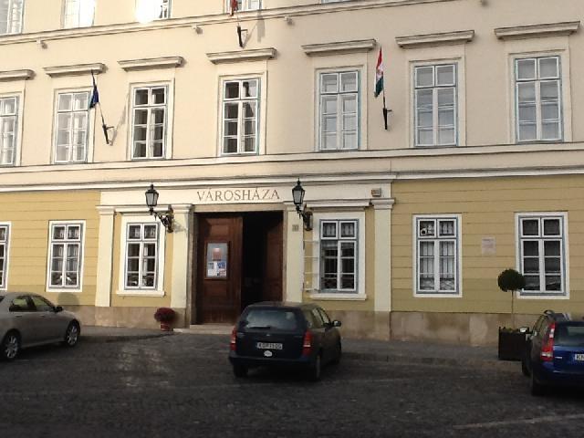 A Budavári Önkormányzat épülete
